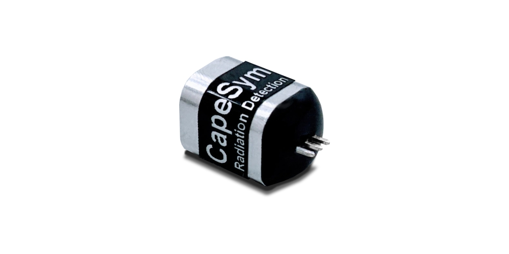 ElpasoLight CLYC nEL-6x6c-SiPM scintillation detector