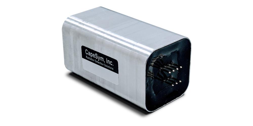 nElpasoLight CLYC MegaPixel scintillation gamma neutron detector