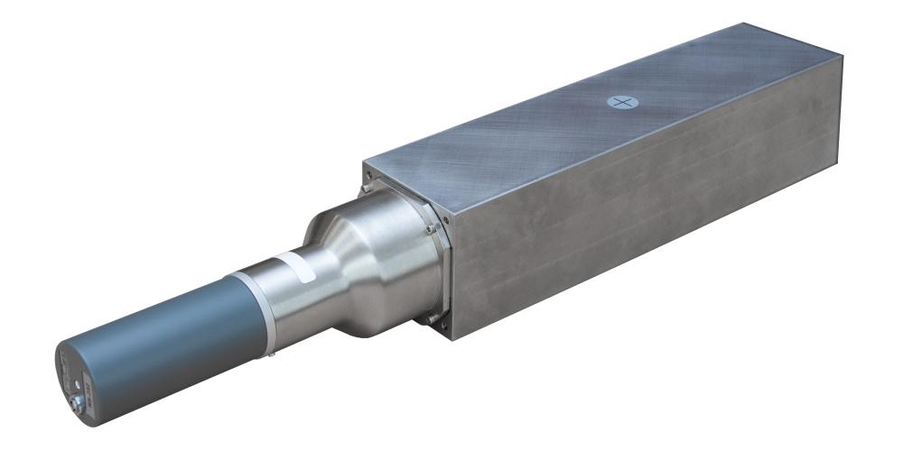 4x4x16 inch NaI(Tl) Scintillation Gamma Probe BDKG-28 ATOMTEX