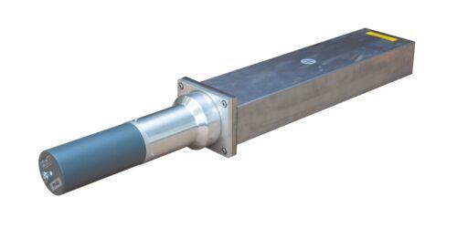 2x4x16 inch NaI(Tl) Scintillation Gamma Probe BDKG-34 ATOMTEX